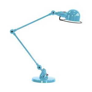 JIELDÉ Jieldé Signal SI333 stolní lampa s nohou, modrá