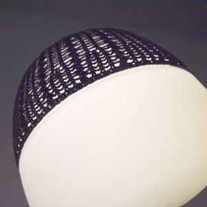 Karboxx Síť pro stolní lampu Afra, černá
