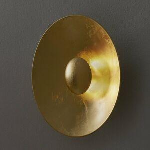 Kögl Pozlacené nástěnné světlo Aura Sol