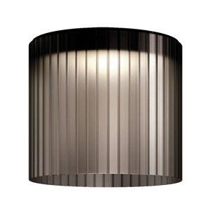 Kundalini Kundalini Giass LED stropní svítidlo Ø 40 cm šedé