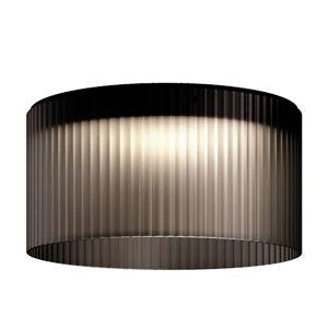 Kundalini Kundalini Giass LED stropní svítidlo Ø 50 cm šedé