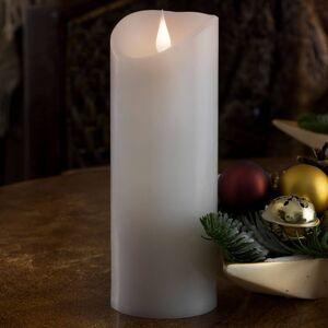 Konstmide CHRISTMAS Plamen 3D - LED svíčka z pravého vosku