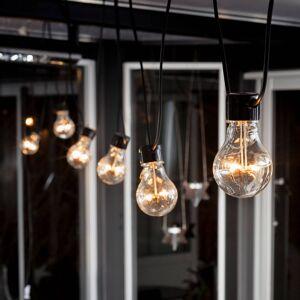 Konstmide CHRISTMAS LED světelný řetěz Biergarten rozšíření, jantar