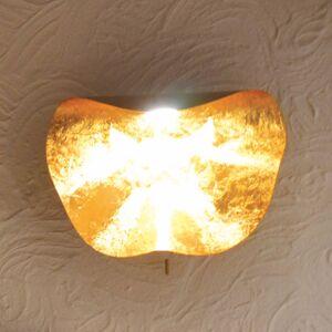 Knikerboker Knikerboker Non So LED nástěnné světlo pozlátko