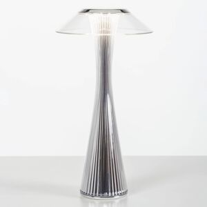 Kartell Kartell Outdoor Space LED stolní lampa na baterii