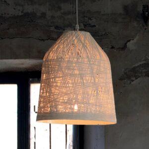 Karman Karman Black Out - bílé závěsné světlo, 35 cm