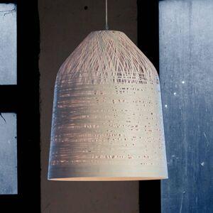 Karman Karman Black Out - bílé závěsné světlo, 50 cm