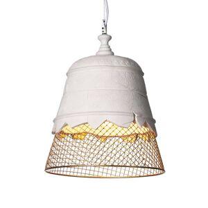 Karman Karman Domenica sádrové závěsné světlo zlatá, 35cm