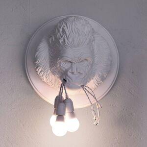 Karman Karman Ugo Rilla - designové nástěnné světlo, bílá