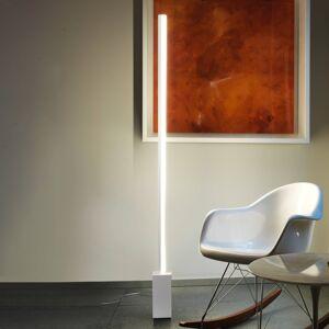 GROK Grok Circ LED stojací lampa z hliníku se stmívačem