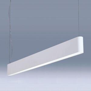 Lightnet Bílé LED závěsné světlo Caleo-P4 - 89 cm 48W