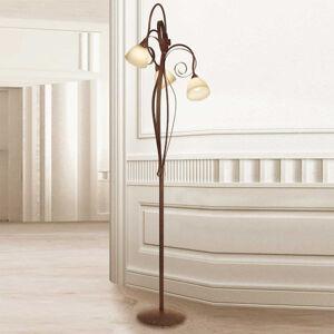 Lam Třízdrojová stojací lampa Francesco