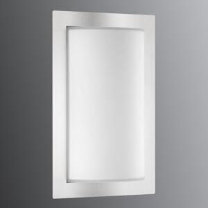 LCD Hodnotné LED venkovní nástěnné světlo Luis
