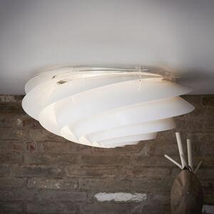 LE KLINT LE KLINT Swirl Large nástěnné světlo bílé stmívací