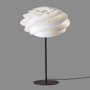 LE KLINT LE KLINT Swirl - bílá designová stolní lampa