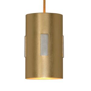 Menzel Menzel Solo - závěsné světlo 1 zdroj zlatá