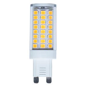 LIGHTME LED žárovka kolíková patice G9 4,8 W 2800K 600lm