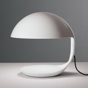 Martinelli Luce Martinelli Luce Cobra - retro stolní lampa, bílá