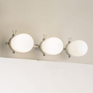 Milan Milan Bano - koupelnové nástěnné světlo 3zdrojové