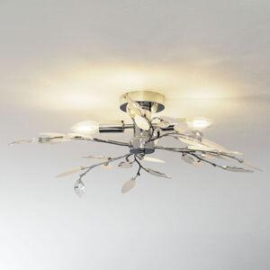 Nino Leuchten Nottingham - dekorativní stropní světlo Chromoptik