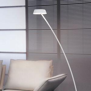 OLIGO OLIGO Glance LED stojací lampa oblouk bílá matná