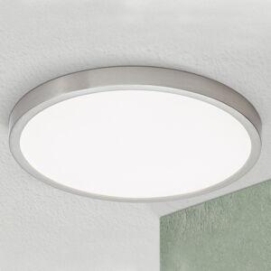 Orion LED stropní světlo Vika, kulaté, titan mat, Ø 30cm