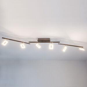 Paul Neuhaus Stropní LED svítidlo Inigo se šesti světly