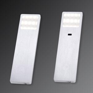 Paul Neuhaus LED- podhledové světlo Helena 5 cm sada 2ks senzor
