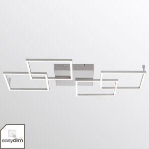 Paul Neuhaus Stropní LED svítidlo Inigo se 4 světly podlouhlé