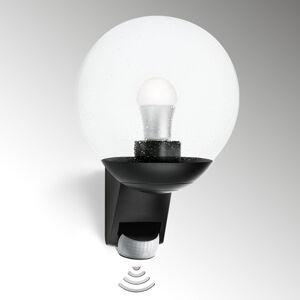 STEINEL STEINEL L 585 S senzorové nástěnné světlo, černé