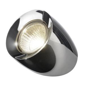 Sompex Stolní lampa LED Ovola, chrom