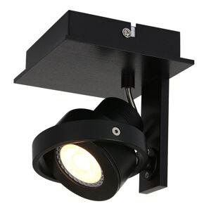 Steinhauer BV LED reflektor Westpoint, 1 zdroj, černý