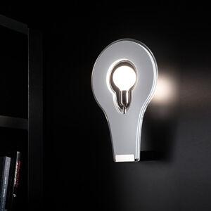 Selene Designové nástěnné světlo Flat 29 bílé