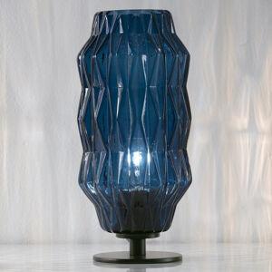 Selene Stolní lampa Origami, modrá