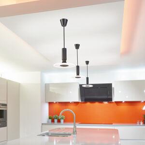 Sylvania LED žárovka E27 ToLEDo Radiance černá 11,5W 2700K