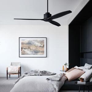 BEACON LIGHTING Stropní ventilátor Airfusion Akmani černá