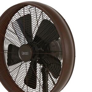 BEACON LIGHTING Stojanový ventilátor Breeze 122 cm, bronz