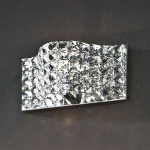 Schuller Nástěnné svítidlo z křišťálu, 25 cm