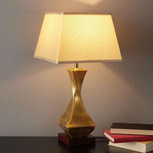 Schuller Stolní světlo Deco se zlatou nohou