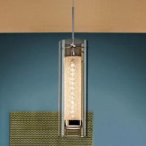 Schuller Zila - LED závěsné světlo, dvojité stínidlo