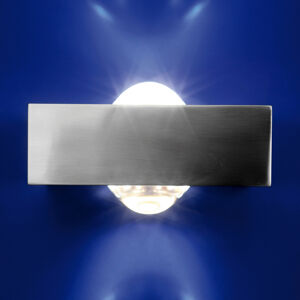 Top Light Čočka k nástěnnému světlu Focus, čirá