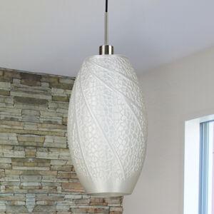 Tagwerk Flora - designové závěsné světlo z 3D tiskárny