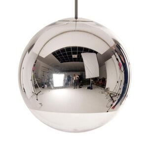 Tom Dixon Tom Dixon Mirror Ball závěsné světlo chrom, 50 cm