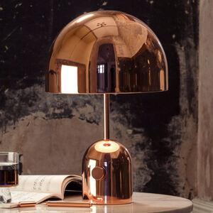 Tom Dixon Tom Dixon Bell Table - designová stolní lampa, měď