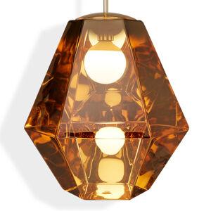 Tom Dixon Tom Dixon Cut Tall - závěsné světlo, zlaté