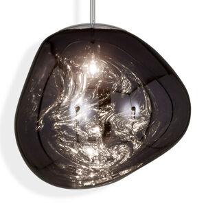 Tom Dixon Tom Dixon Melt závěsné světlo kouřově šedé, Ø 50cm