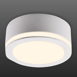 Heitronic Biala - kulatý LED nástavbový reflektor, 10 cm Ø
