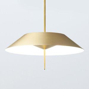 Vibia Vibia Mayfiar LED závěsné světlo 1-flg, zlaté