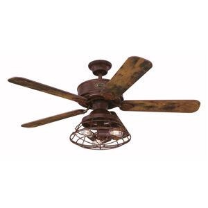 Westinghouse Stropní ventilátor Westinghouse Barnett, dřevěný