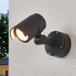 Lucande LED venkovní reflektor Beatrix tmavě šedý